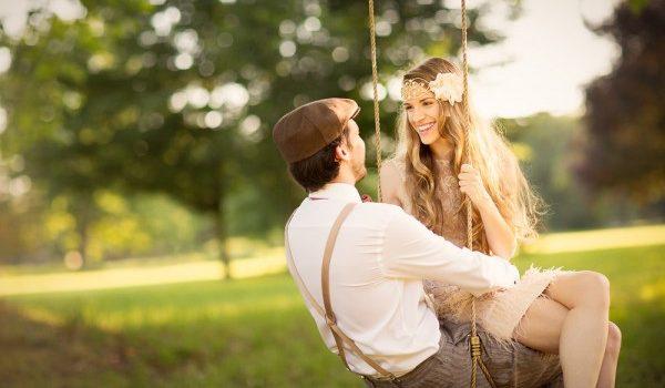 Casamentos felizes