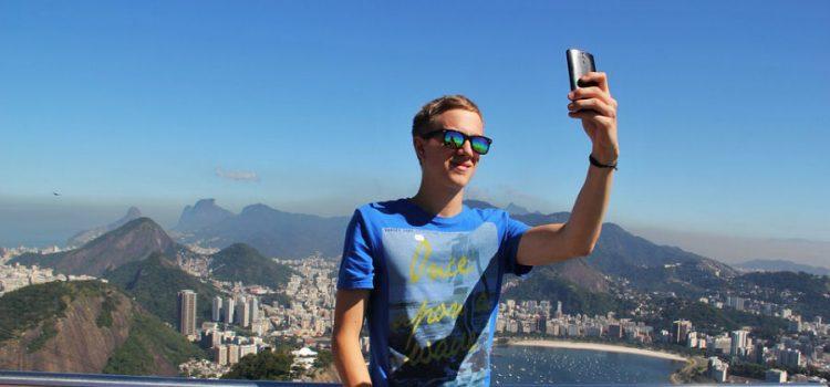 """Reflexão sobre o """"selfie"""""""