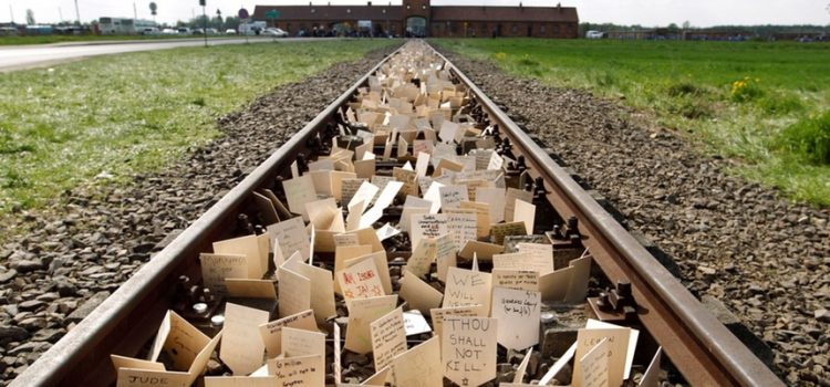 """INTOLERÂNCIA – Auschwitz/Birkenau – """"AQUI NÃO TEM PORQUE"""